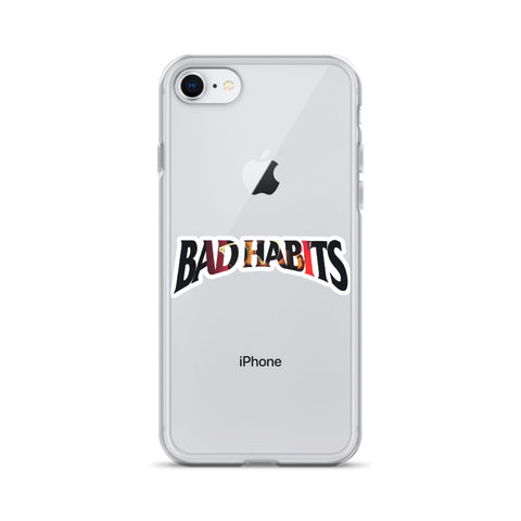 BAD HABITS PHONE CASE