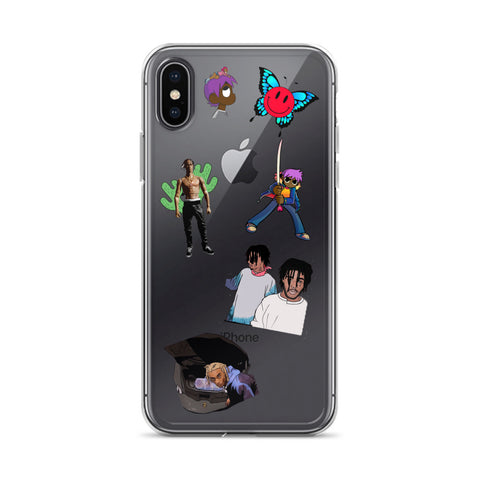 TRAVIS X UZI X CARTI CASE