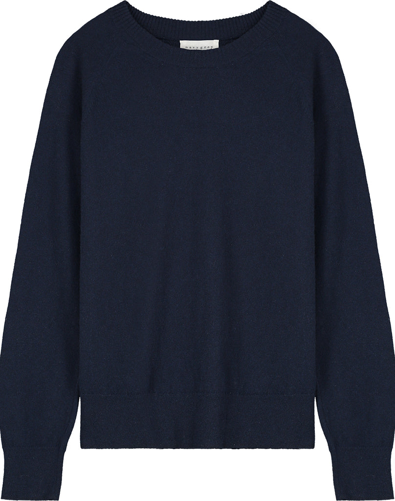 The RAGLAN - Navy