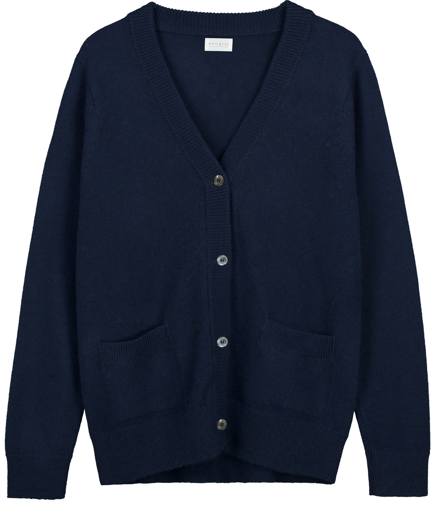 The CARDIGAN - Navy