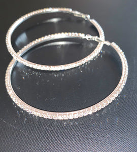 Iced Out Hoops