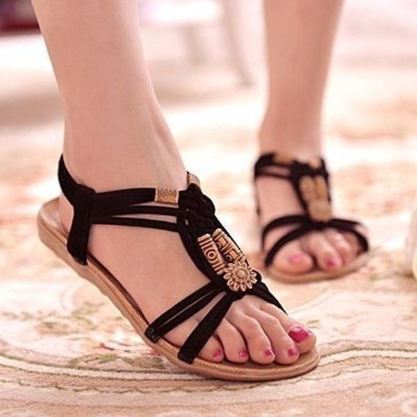 f0692ddaf21a Good Quality Women Shoes Sandals Comfort Sandals Summer Flip Flops Fashion  Cool Sandals High Quality Flat Sandals Gladiator Sandalias