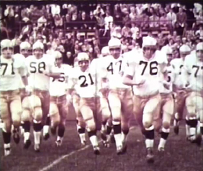 1966 Notre Dame Football Highlights