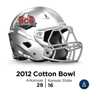 2012 Cotton Bowl: Kansas State vs Arkansas - Full-Length HD Video Download