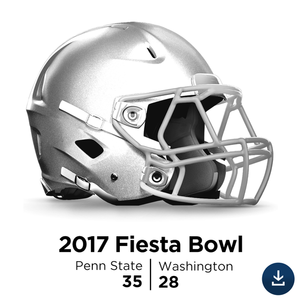2017 Fiesta Bowl: Penn State vs Washington - Full-Length HD Video Download