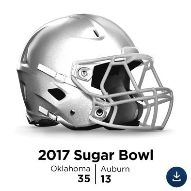 2017 Sugar Bowl: Oklahoma vs Auburn - Full-Length HD Video Download