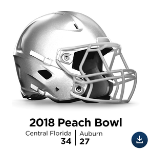 2018 Peach Bowl: Central Florida vs Auburn - Full-Length HD Video Download