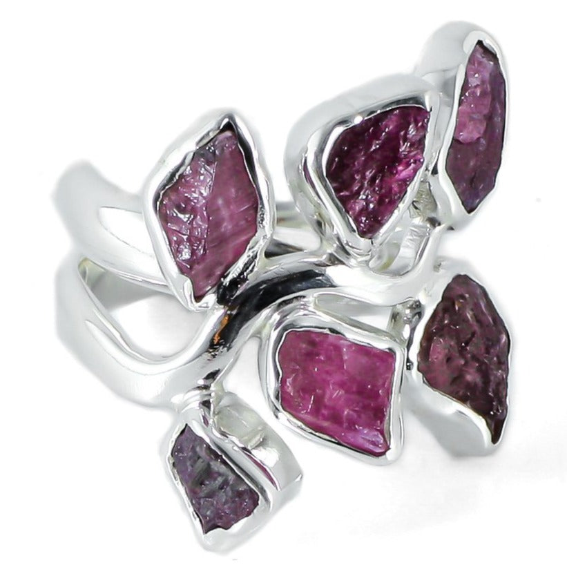 Raw spinel ring