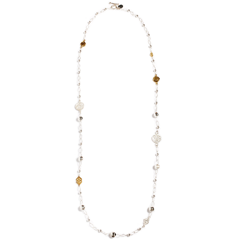 Marquesa long necklace