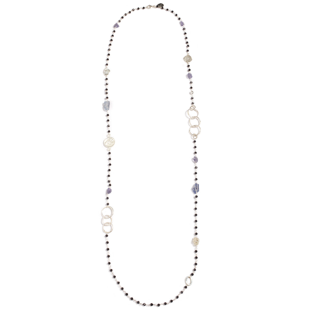 SPINELLA IBIZA LONG NECKLACE