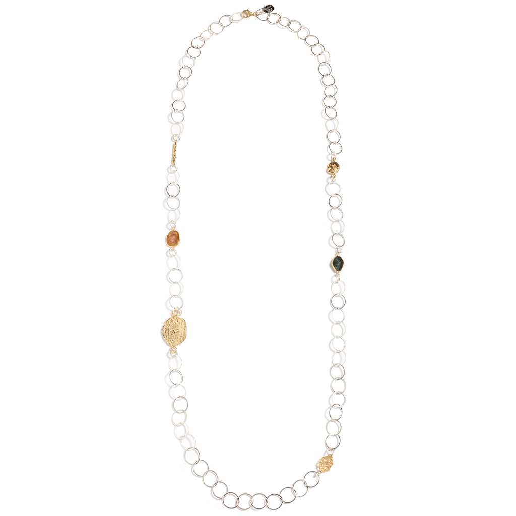 Caprisca long necklace