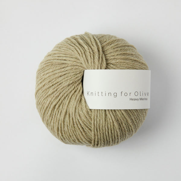 Knitting for Olive HEAVY Merino - Fennel Seed