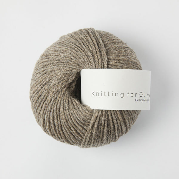 Knitting for Olive HEAVY Merino - Nature