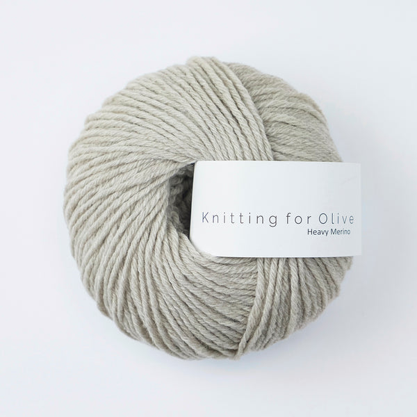 Knitting for Olive HEAVY Merino - Nordic Beach