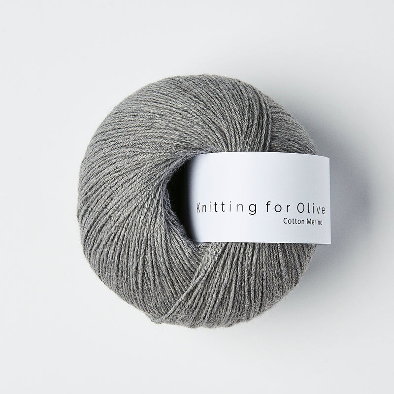 Knitting for Olive Cotton Merino - Koala