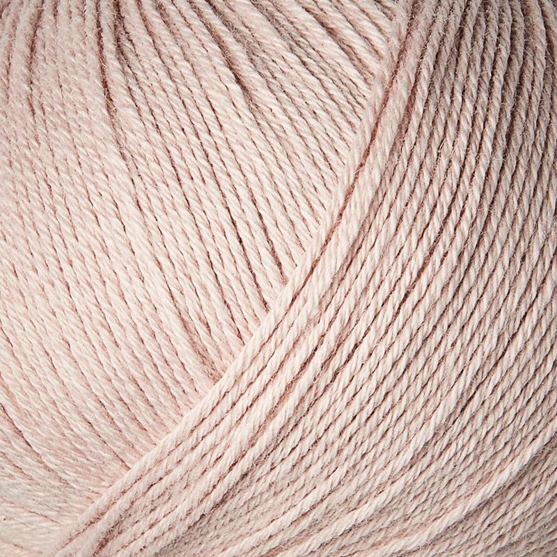 Knitting for Olive Cotton Merino - Soft Rose