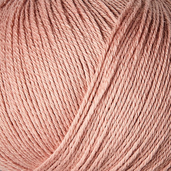 Knitting for Olive Cotton Merino - Rhubarb Rose