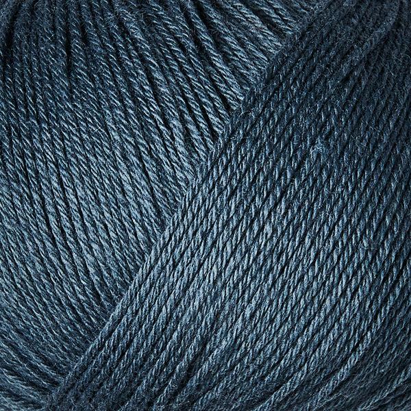 Knitting for Olive Cotton Merino - Dusty Blue Whale