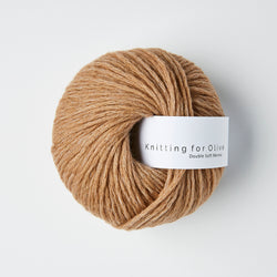 Knitting for Olive Double Soft Merino - Soft Cognac