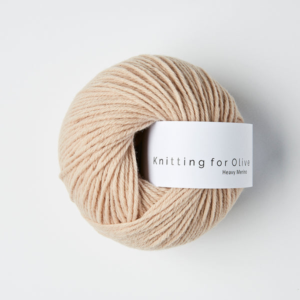 Knitting for Olive HEAVY Merino - Powder