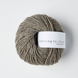 Knitting for Olive HEAVY Merino - Dusty Moose