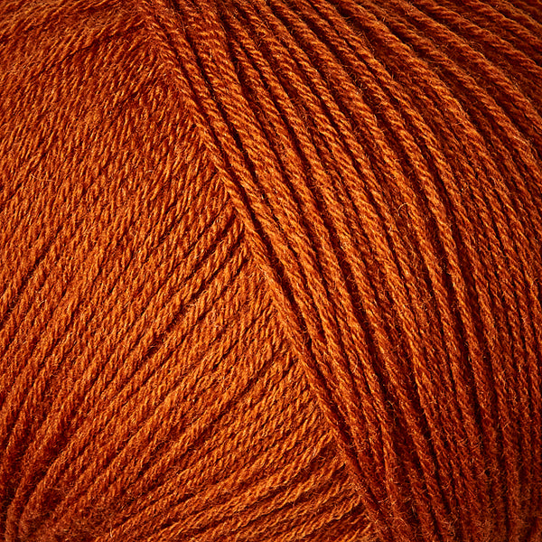 Knitting for Olive Merino - Burnt Orange