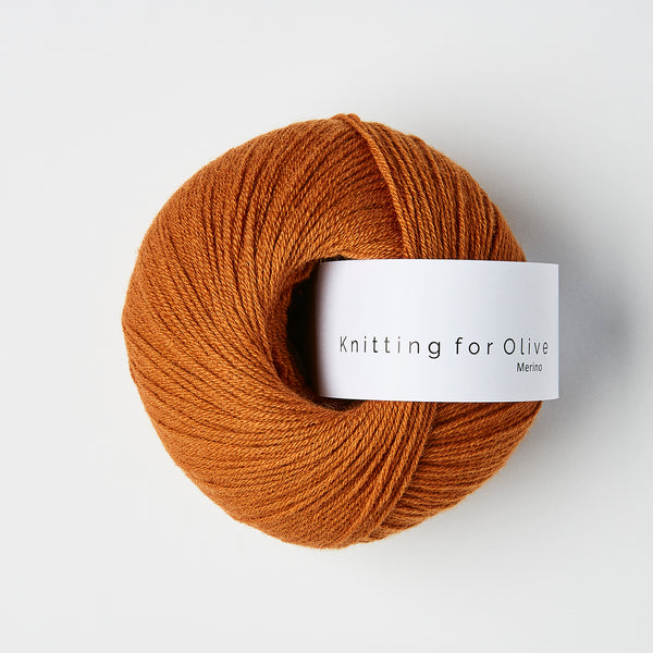 Knitting for Olive Merino - Autumn