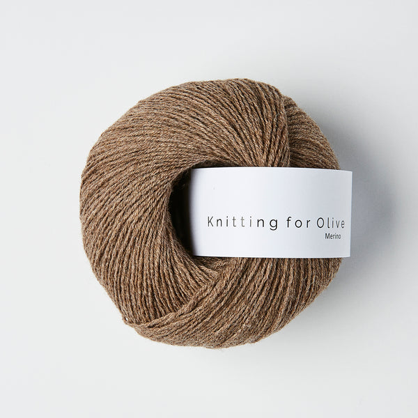 Knitting for Olive Merino - Hazel