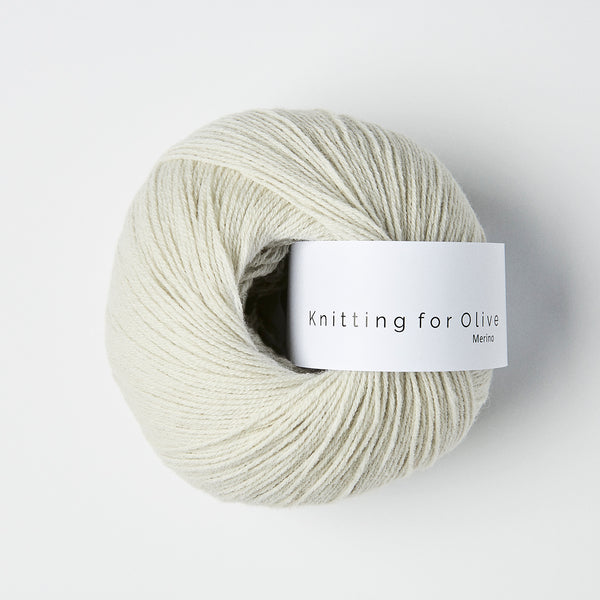 Knitting for Olive Merino - Putty