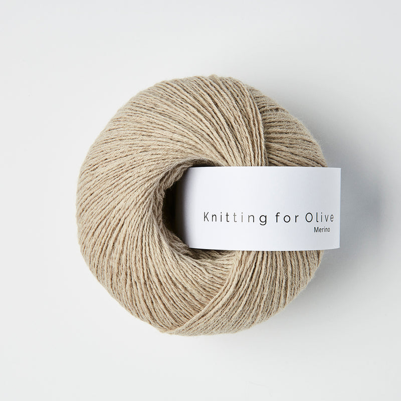 Knitting for Olive Merino - Nordic Beach