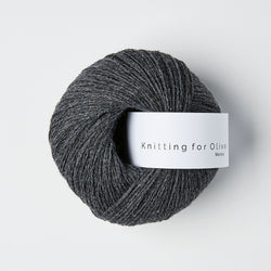 Knitting for Olive Merino - Slate Gray