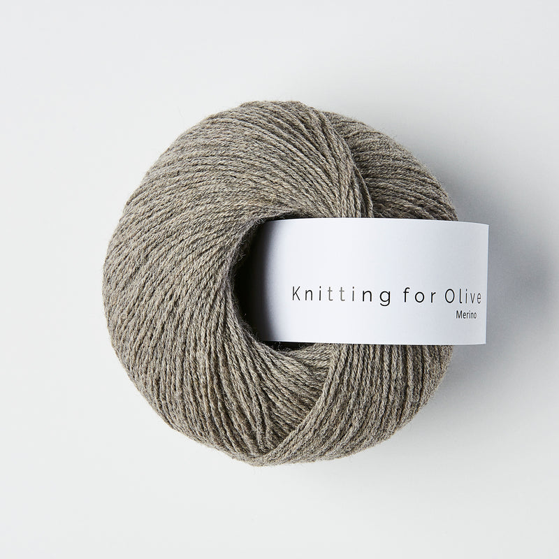 Knitting for Olive Merino - Dusty Moose