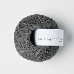 Knitting for Olive Merino - Racoon