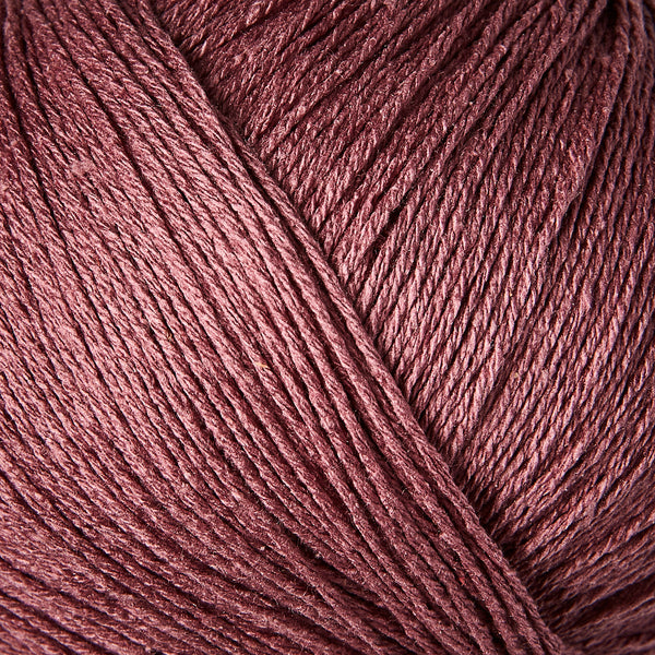 Knitting for Olive Pure Silk - Plum