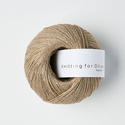 Knitting for Olive Pure Silk - Cardamom