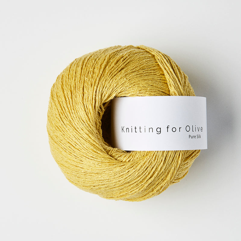 Knitting for Olive Pure Silk - Quince