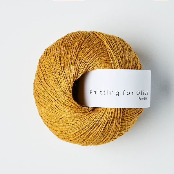 Knitting for Olive Pure Silk - Sunflower