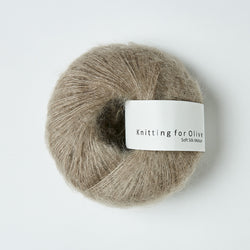Knitting for Olive Soft Silk Mohair - Linen