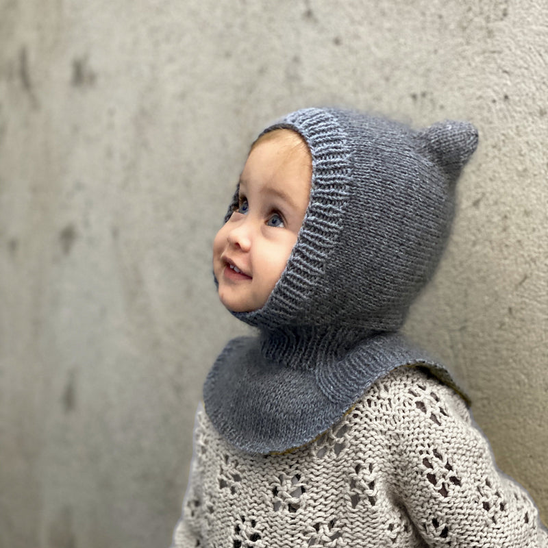 Baby Bear Balaclava - French