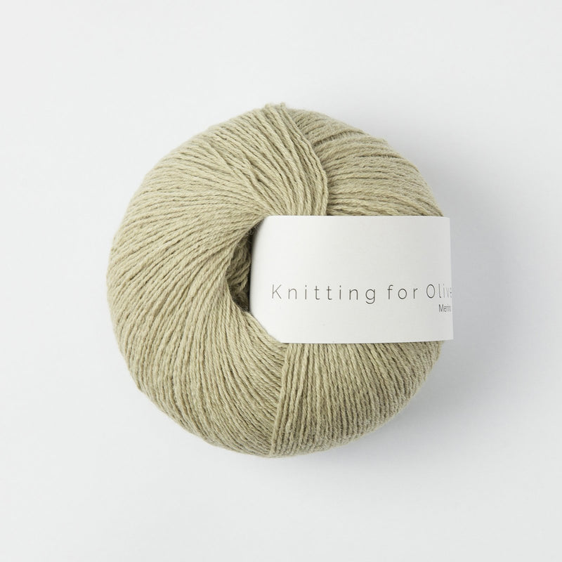 Knitting for Olive Merino - Fennel Seed
