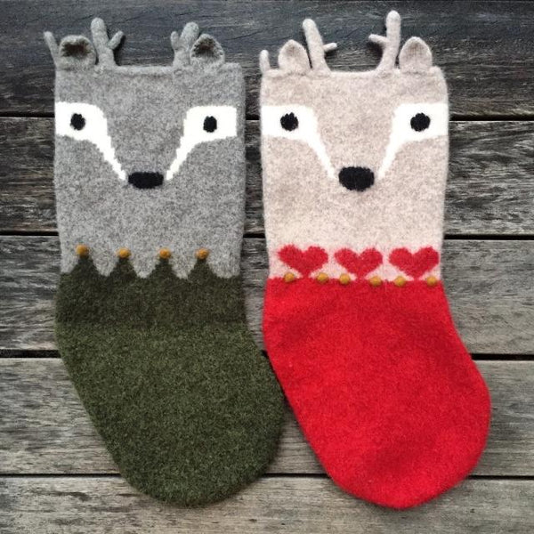 Olive's Christmas Stocking -English