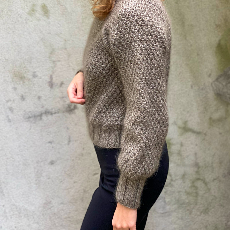 Truffle Sweater - German