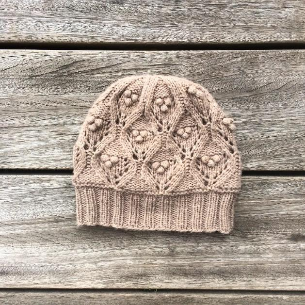 Olives Chunky Lace Hat - English