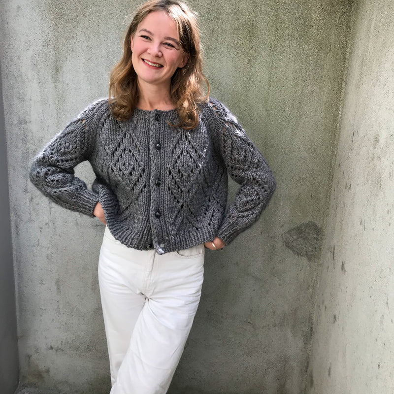 Clotilde Cardigan - Deutsch