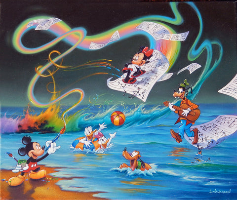 Disney Artists Gallery (all)