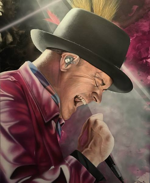 Gord Downie/The Tragically Hip - Armed with Will and Determination... and Grace Too