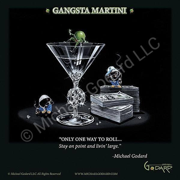 Gangsta Martini