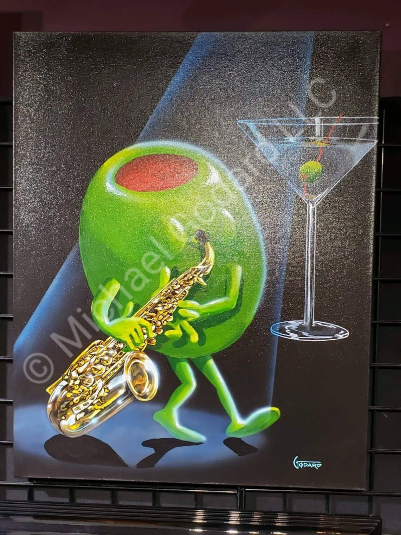 Jazz Martini Original