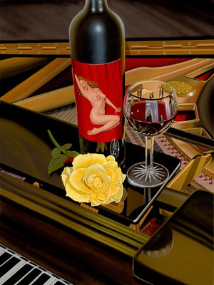 A Rose by Any Other Name - Michael Godard Art Gallery