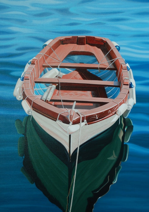 Aegean Calm - Michael Godard Art Gallery